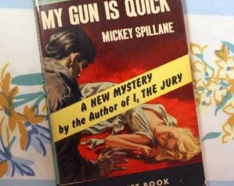 My Gun Is Quick, 1953 Signet Book