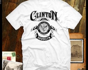 Clinton Hill  Brooklyn N.Y.  T-shirt