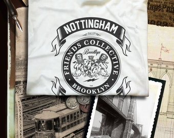 Nottingham Brooklyn N.Y.  T-shirt