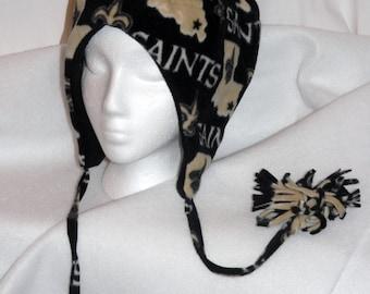 New Orleans Saints Polar Fleece Bomber Hat
