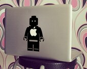 Lego decal for macbook laptop.