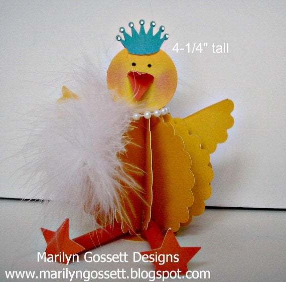 Chick Party Favor/Decoration for any kind of Chick celebration
