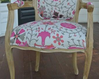 Fun French Chair