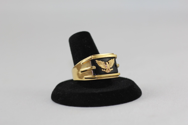 Vintage Ring Franklin Mint