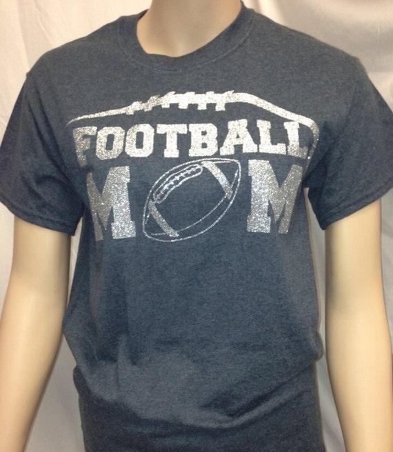 Items Similar To Football Mom Shirt On Etsy