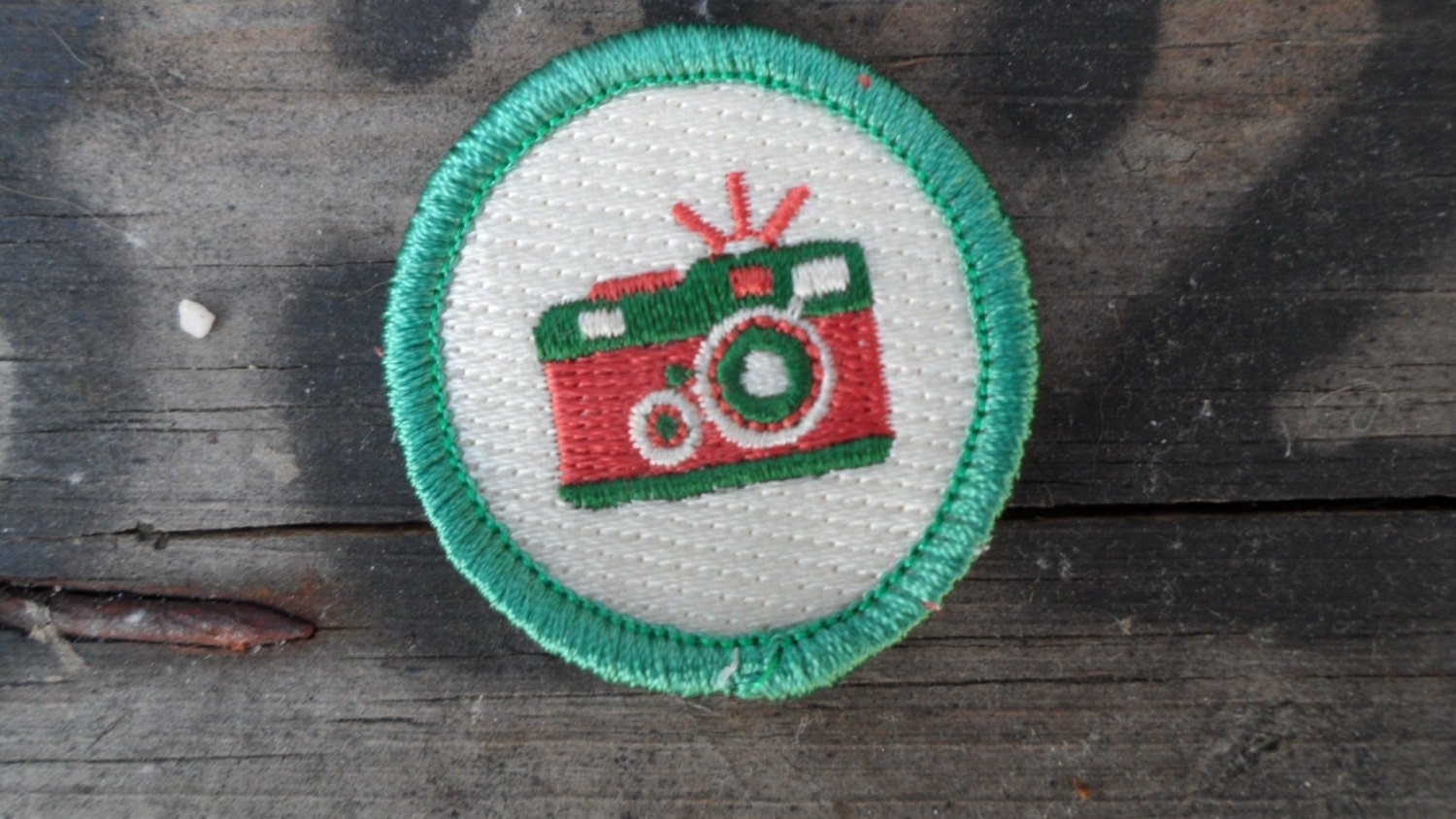 badge patch merit camera gift scout photographer photographers guide