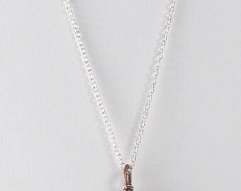 Opalite Briolette Pendant Necklace