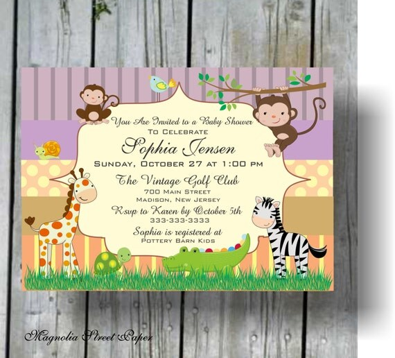 diy baby shower invitations digital custom printable invitation