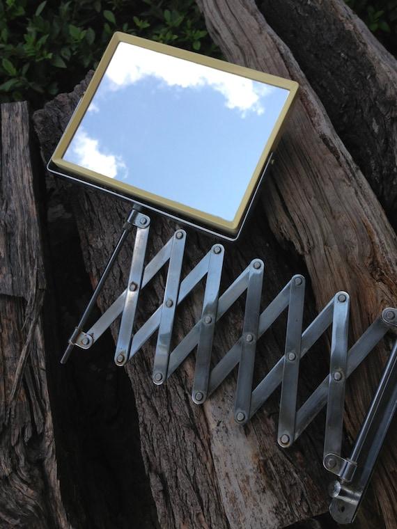 Cream Bathroom Mirror