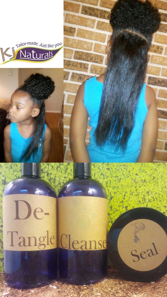 Hair Growth Product Kit For Adults Amp Kids For By Kjnaturals