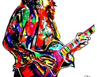 """Keith Richards, The Rolling Stones, Lead Guitar Player, Guitarist, POSTER 18"""" x 24"""""""