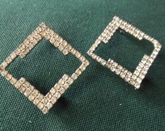 Rhinestone  Cluster Pins
