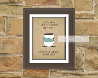 Self Cleaning Etsy