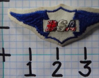 """Vintage """"BSA"""" Motorcycle Patch (001)"""