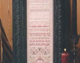 Cranberry Pinafore by Shepherd's Bush New complete cross stitch kit