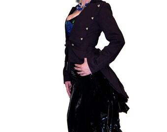 Knuckles Lady Tailcoat Jacket