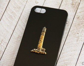 Lighthouse iPhone 6 Plus Case Light House iPhone 5 ighthouse iPhone 7 Black Case Black iPhone 5s Case Unique iPhone 7 Plus Cover ighthouse