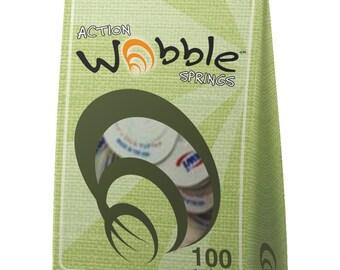 Action Wobble Spring 100/Pkg