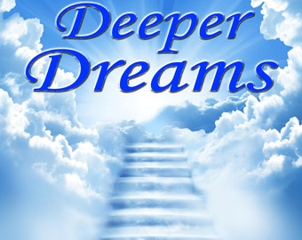 "Relaxing Music CD Album ""Deeper Dreams"" For Stress, Anxiety, Meditation, Sleep, Calming, Panic, Mindfulness & other Relaxation Techniques"