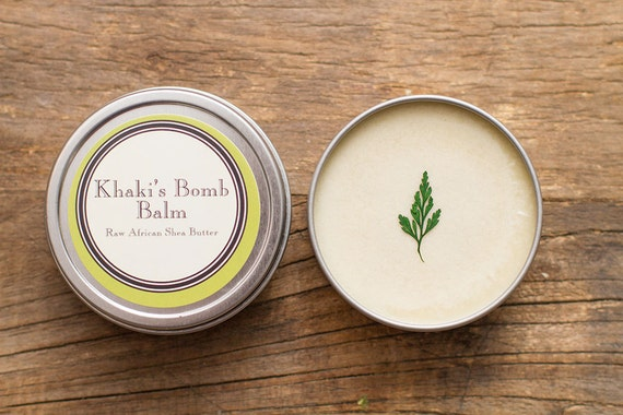 Tea Tree & Lavender Healing Balm with Raw African Shea Butter