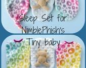 Sleep Set for NimblePhish's Tiny baby