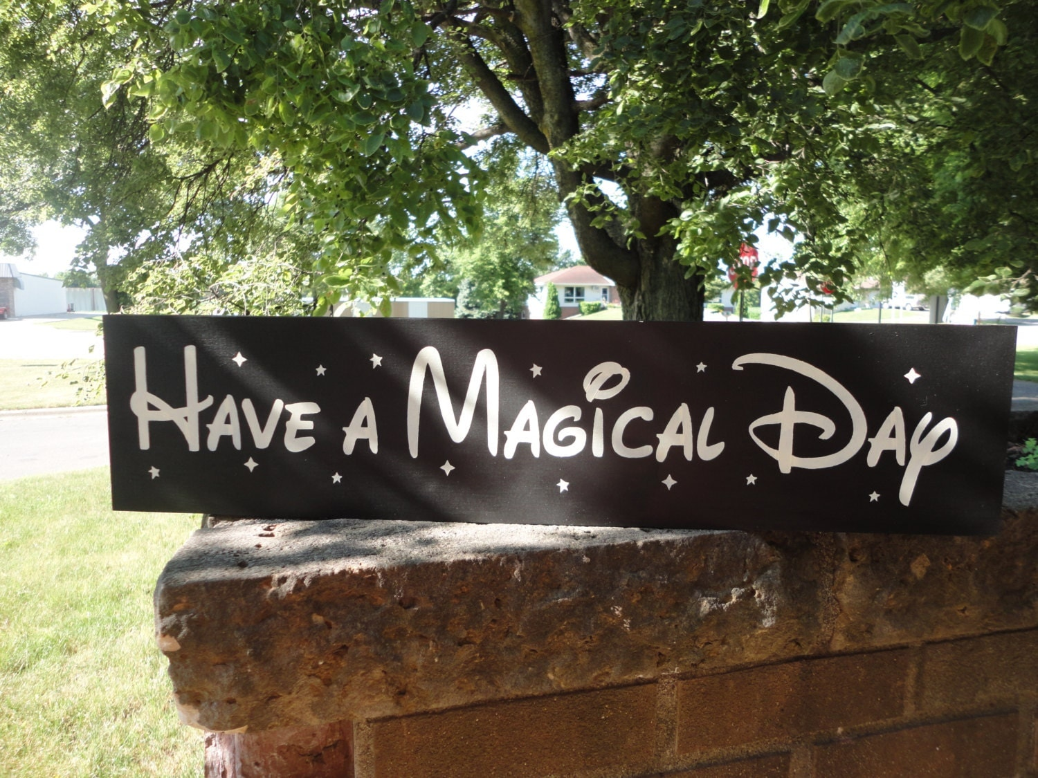 have a magical day disney sign mickey mouse sign boy u0027s