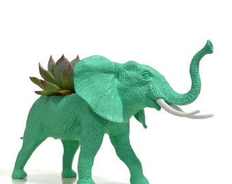 Eleanor the Planted Elephant - the Original Toy Planter