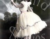 Talia-Ballerina Fairy-Digital Image Download