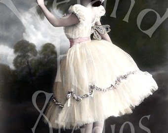 Talia-Ballerina Fairy-Digital Image Download