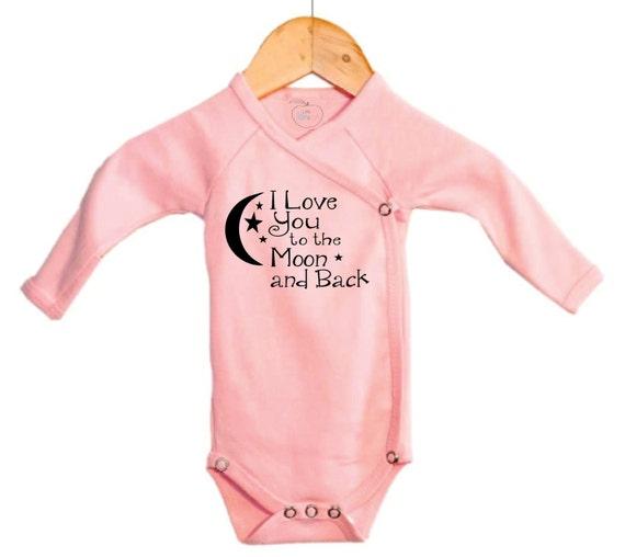 Preemie Baby Onesie Micro Preemie Preemie Clothes for girls