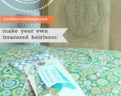 """RAG QUILT KiT - DIY All Materials & Instructions """"How to Make a RaG QuiLT"""" - Everything for Custom, Large, Handmade, Modern, Rag Quilt"""