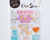 Stamp Set Love Sentiments
