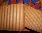 Apple Harvest Autumn Soap- Vegan Cold Process