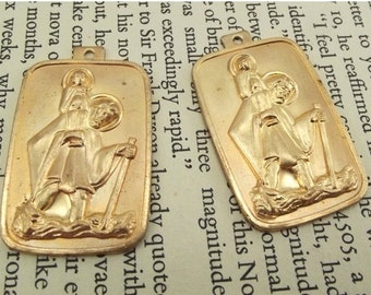 Saint Christopher religious pendants