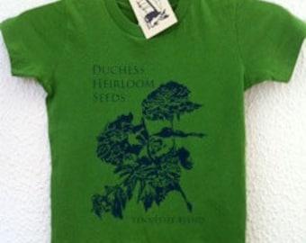 Duchess Heirloom Seeds Toddler Shirt