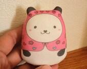 "pandita ""kawaii"" russian doll (pink)--(ship in 1 day)"