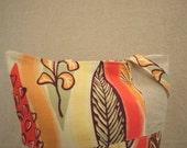 Autumn Harvest Linen Tote Bag