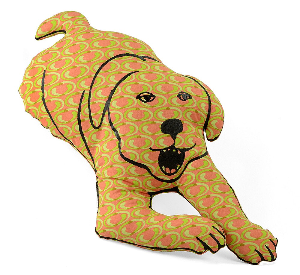 decorative pillow dog pillow animal pillow dog by pattihaskins