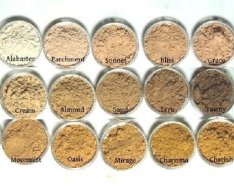 Help Me Find My Mineral Foundation Kit