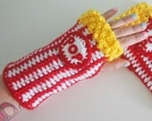 Box of Popcorn MItts - Made to Order