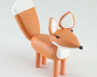 frisky fox