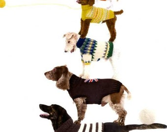 Everyday SWEATERS FOR DOGS - Japanese Dog Clothes Book