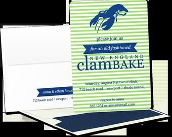 Preppy Clam Bake