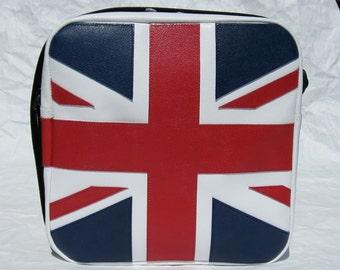UK Flag Flight Bag (number 00040)
