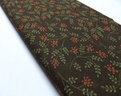 Bolt End Essence Berry Vine Brown 17482 16 Moda Sandy Gervais Moda Sewing Quilting Fabrics