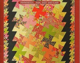 Sale, Quilt Book, Quilt Patterns, Lets Twist Book, Twister Tool Book, Pinwheel Tool Book, Pinwheel, Easy Pinwheels, Pinwheel Patterns, Quilt