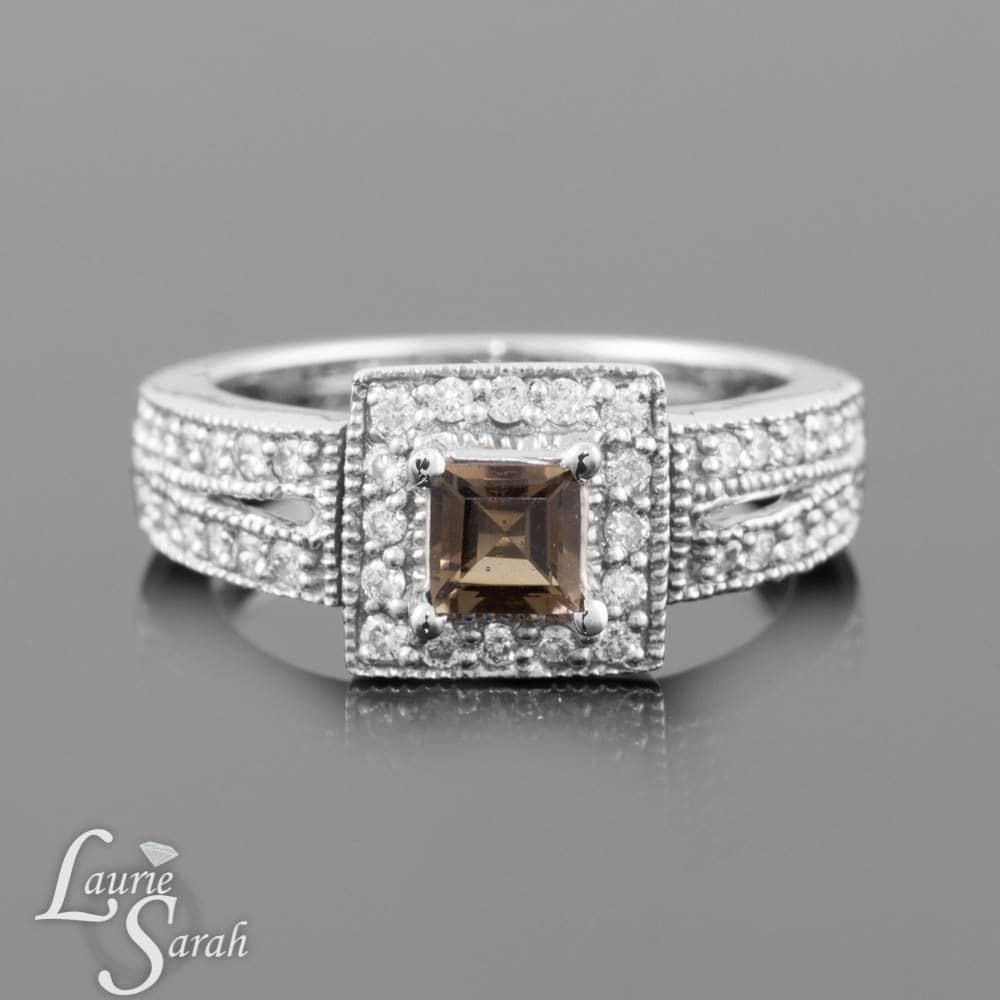 Engagement Ring Princess Cut Smoky Quartz Engagement Ring. Rubberband Bracelet. Glass Bands. 20 000 Dollar Wedding Rings. Dna Pendant. Wood Bead Bracelet. Pretty Stud Earrings. Plain Watches. Neck Chains