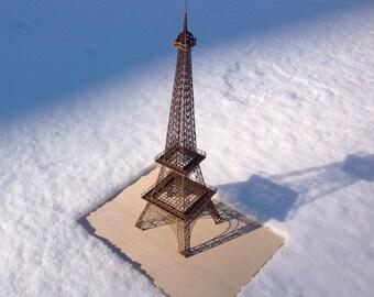 mini Eiffel Tower kit , 11 inches tall