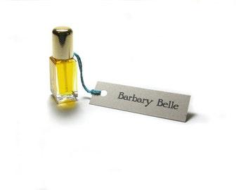 Barbary Belle Perfume Oil - Whiskey, Velvet and Song
