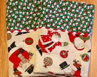 CHRISTMAS MISMATCHED MASTERPIECE Pillowcase